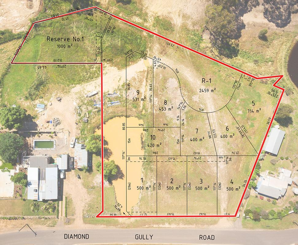 COUNCIL APPROVED RESIDENTIAL DEVELOPMENT SITE