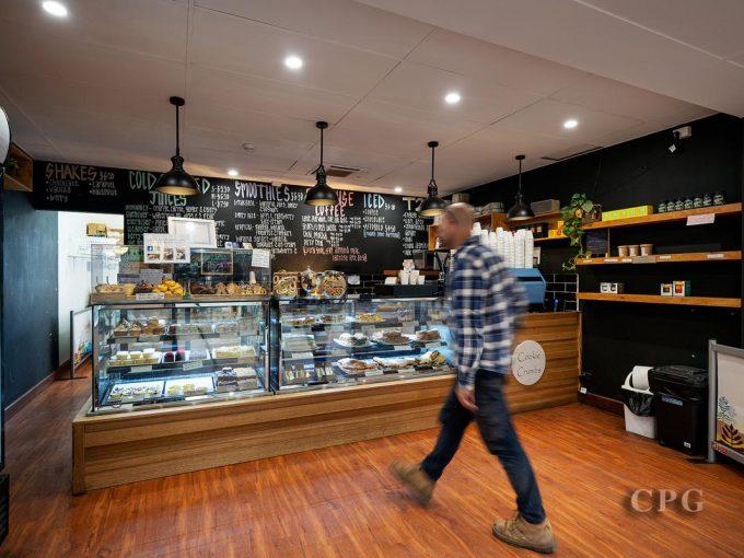 High Profile Cafe Bar
